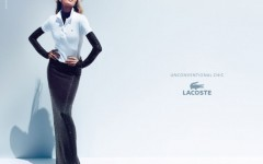 Lacoste unconventional Chic